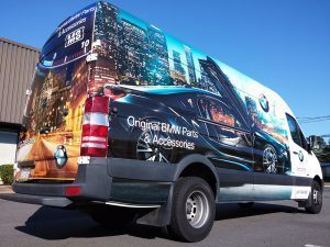 Seasonal vehicle graphics