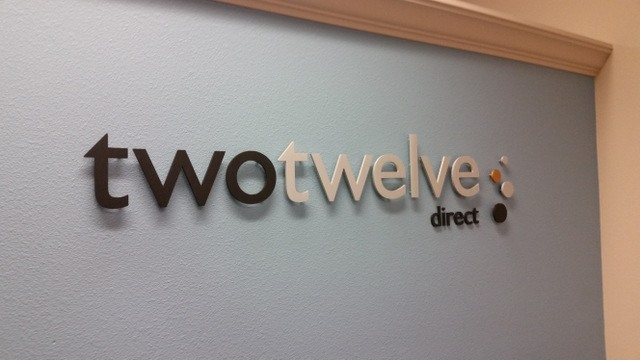 Acrylic Dimensional Letter Lobby Signs