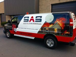 Vehicle Wraps by Lightbox Graphix