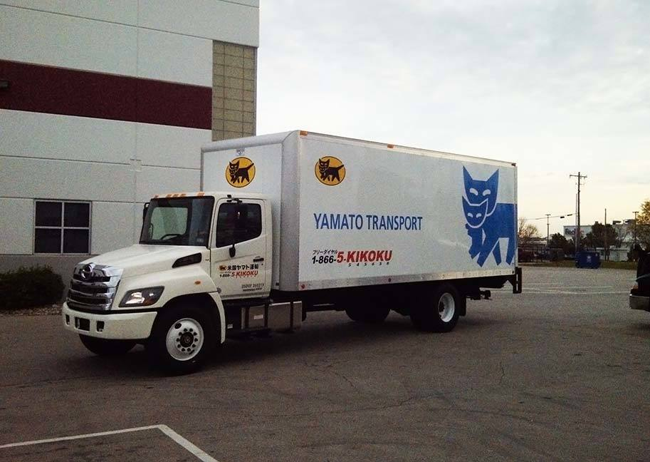 Truck Graphics in Arlington Heights IL
