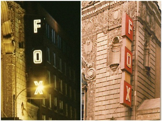Illuminated Projecting Signs